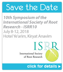 Save the Date - 10th Symposium of the International Society of Root Research - ISRR10 - Click for details